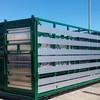 Custom built 2x1 stock crates